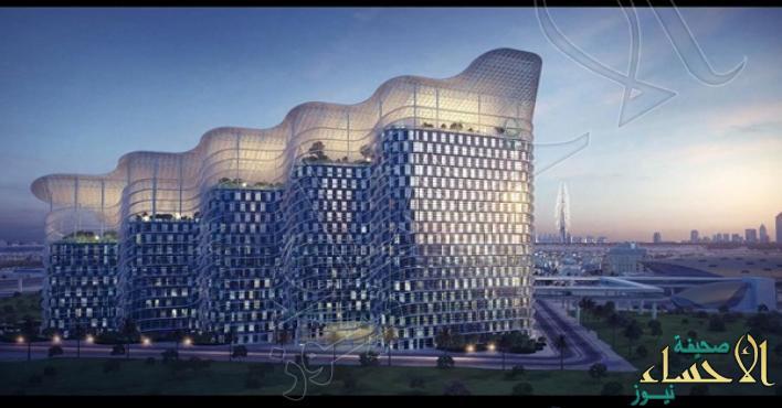 دبي تبدأ بناء أذكى مبنى حكومي في العالم