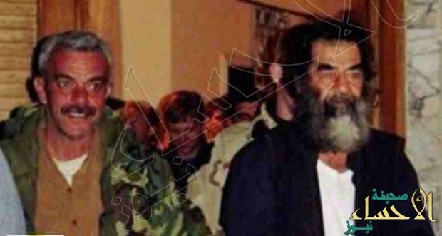 الرجل الذي أخفى صدام حسين يخرج عن صمته .. ويكشف عن المفاجأة
