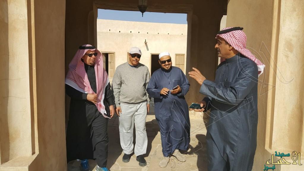 """بالصور.. """"الحيزان"""" عضو مجلس الشورى: رحلتي السياحية في الأحساء قصة لا تُنسى"""
