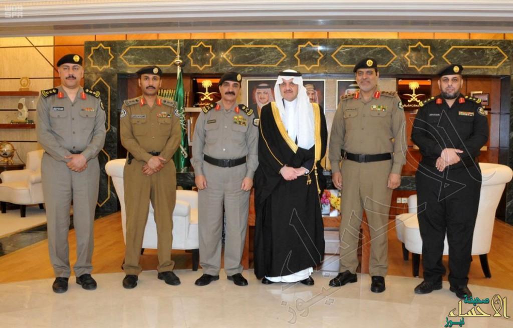 سعود بن نايف: الأمن مطلب عظيم يتحقق بتوفره التطوّر والنمو