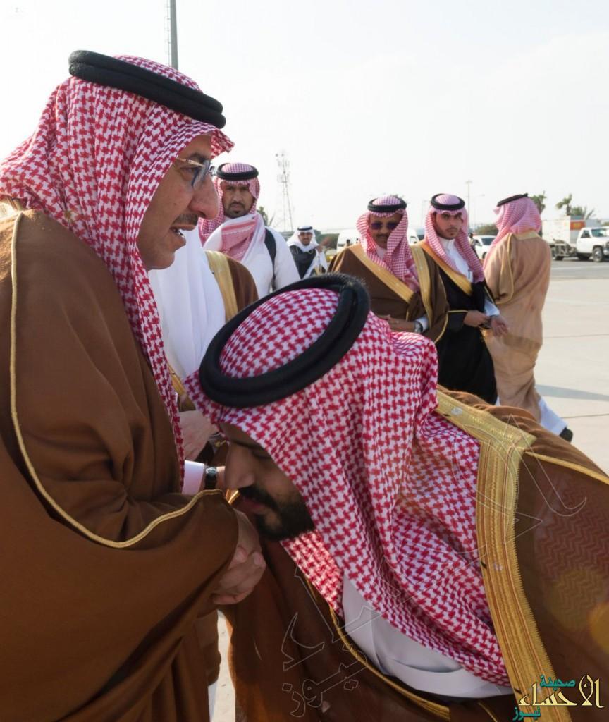 نائب خادم الحرمين يصل إلى الرياض قادما من المنطقة الشرقية