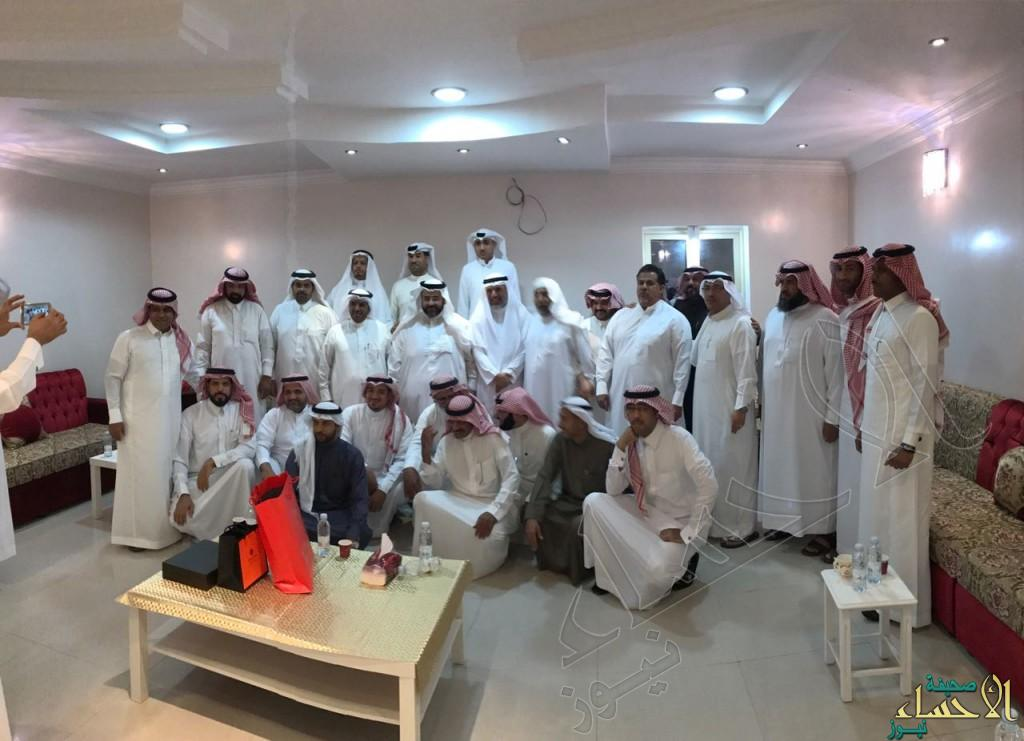 """مدرسة حي الملك فهد تكرم """"الهاشم"""""""