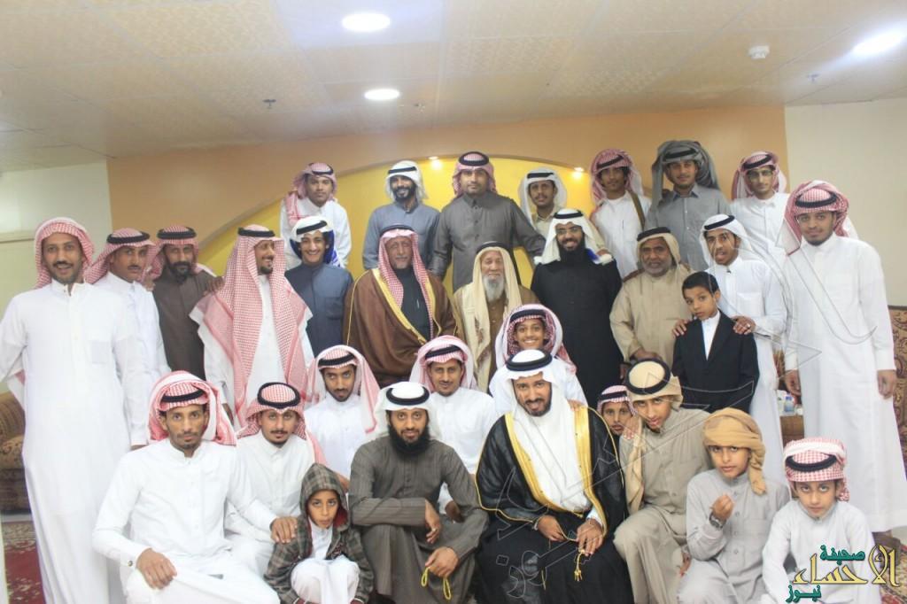 """أسرة العساف تحتفل بزواج ابنها """"عبدالله"""""""