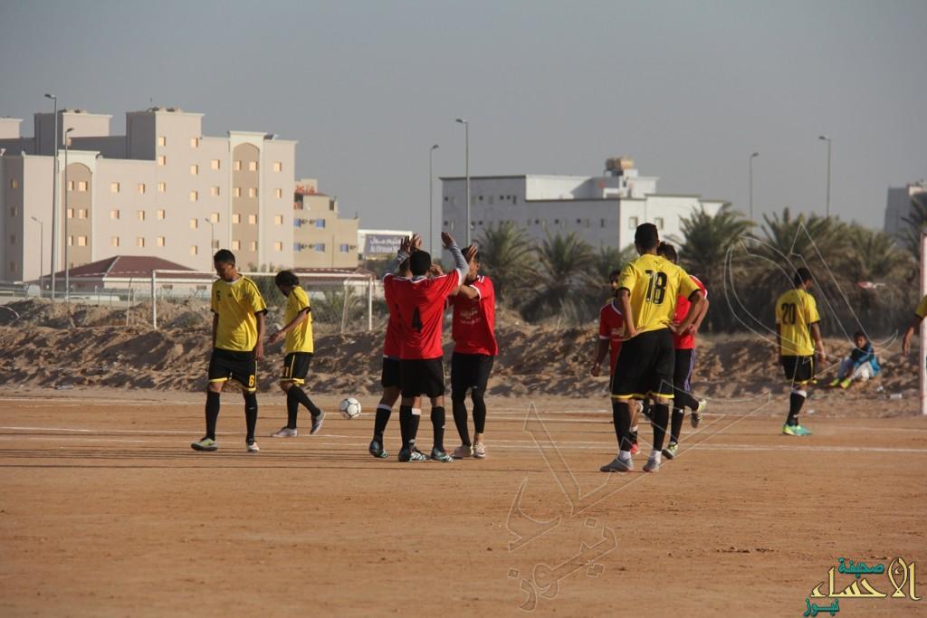 في نجماوي1 : اتحاد محاسن يضع قدماً في النهائي بعد عبور شعلة محاسن
