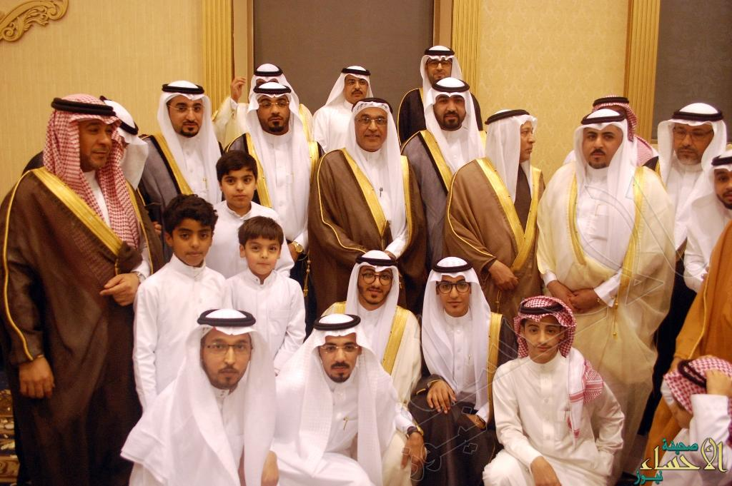 زواج أحمد و زكي العمار 2