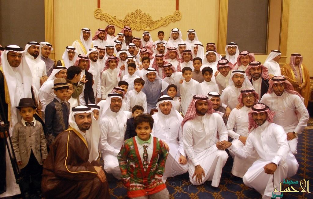 "العمار تحتفل بزواج ""أحمد"" و ""زكي"""