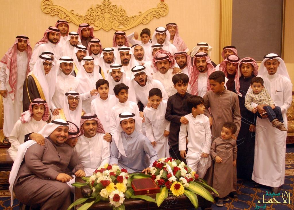 زواج أحمد و زكي العمار 4
