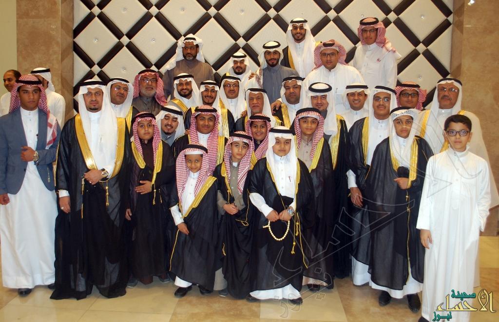 زواج محمد عبدالله الغزال 1