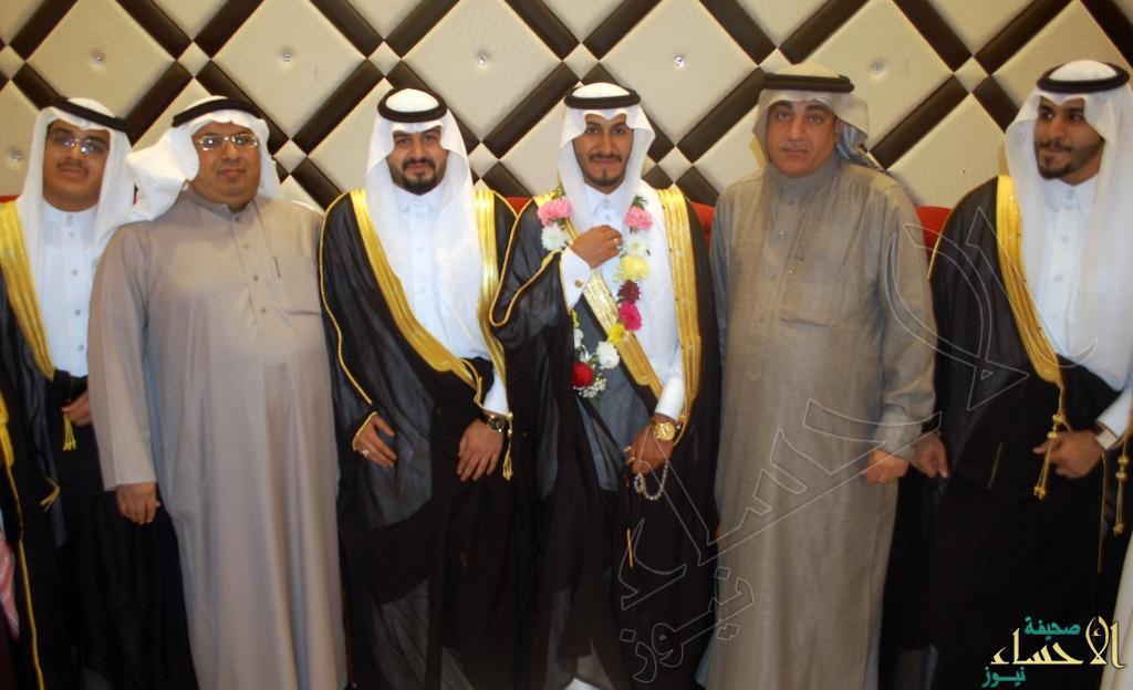 زواج محمد عبدالله الغزال 2