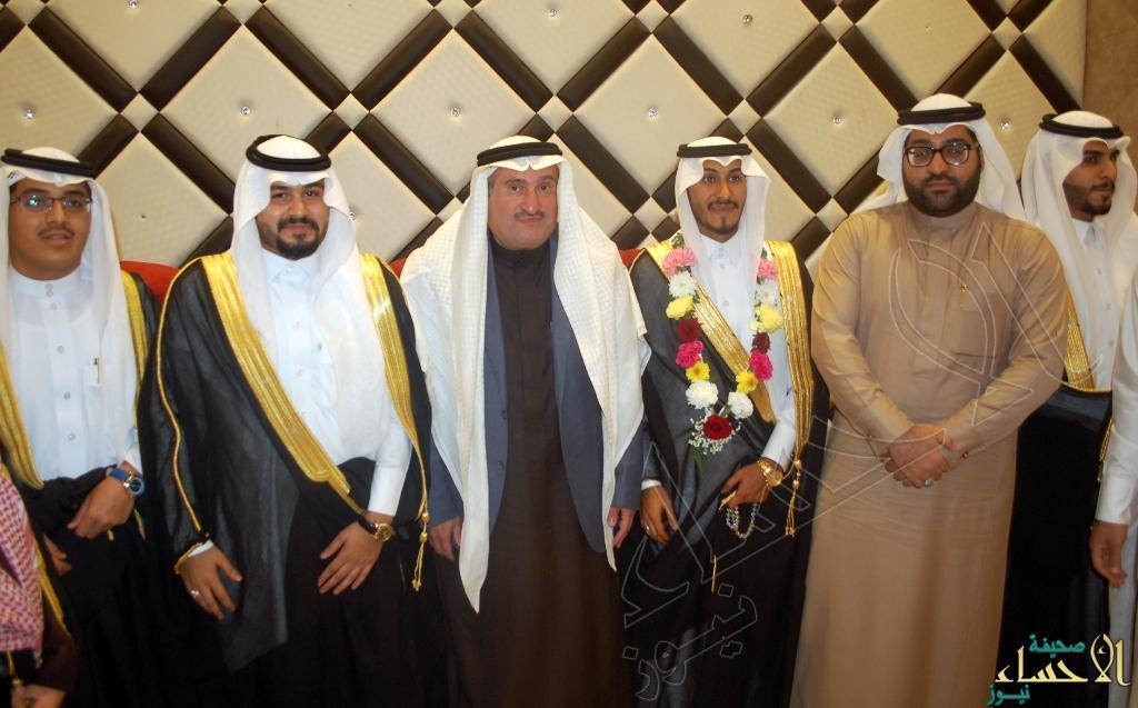 زواج محمد عبدالله الغزال 3