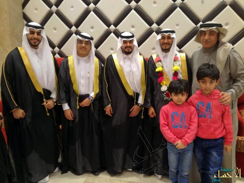 زواج محمد عبدالله الغزال 5
