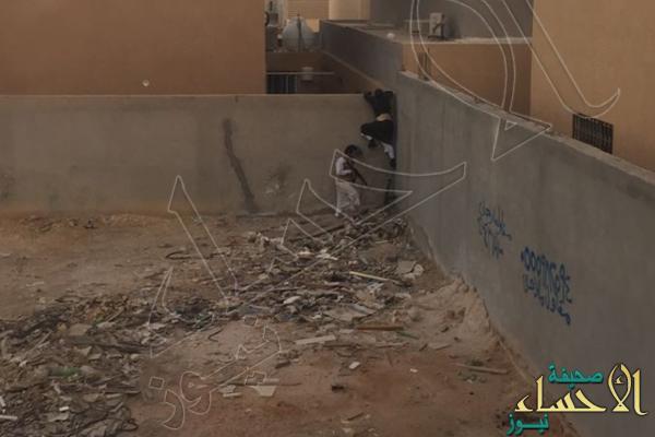 """بالصور.. شهود يروون تفاصيل المواجهة بين الأمن و""""إرهابيي الياسمين"""""""