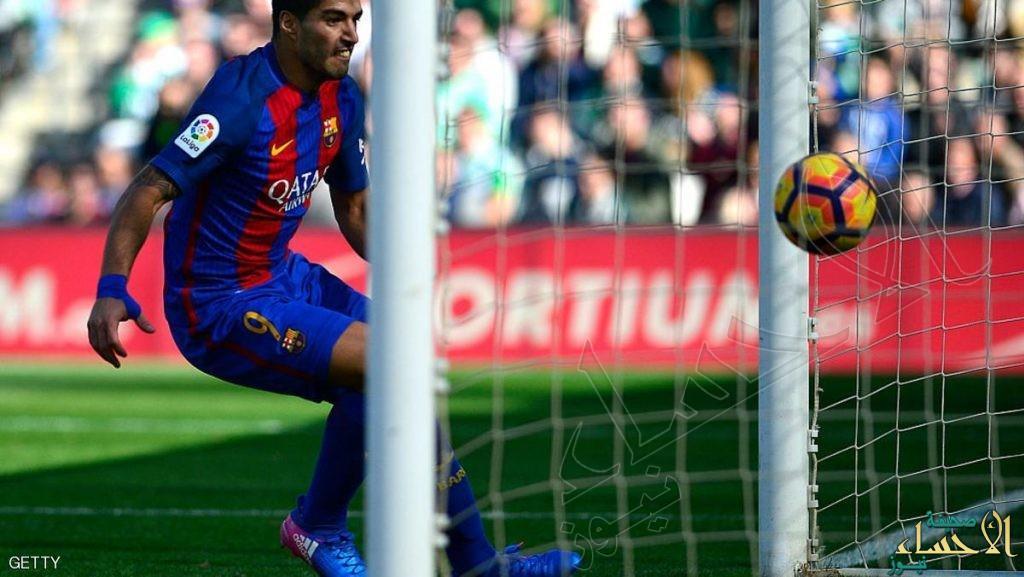 """""""فضيحة هدف برشلونة"""" تدفع الليغا باتجاه تقنية خط المرمى"""