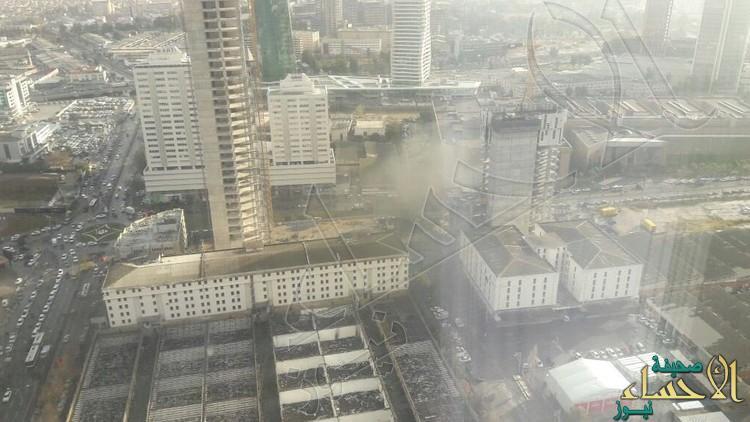 انفجار يهز مدينة إزمير غرب تركيا