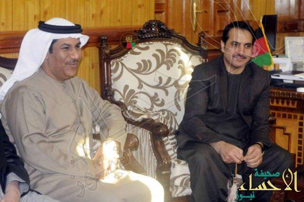 إصابة السفير الإماراتي في تفجير إرهابي بأفغانستان