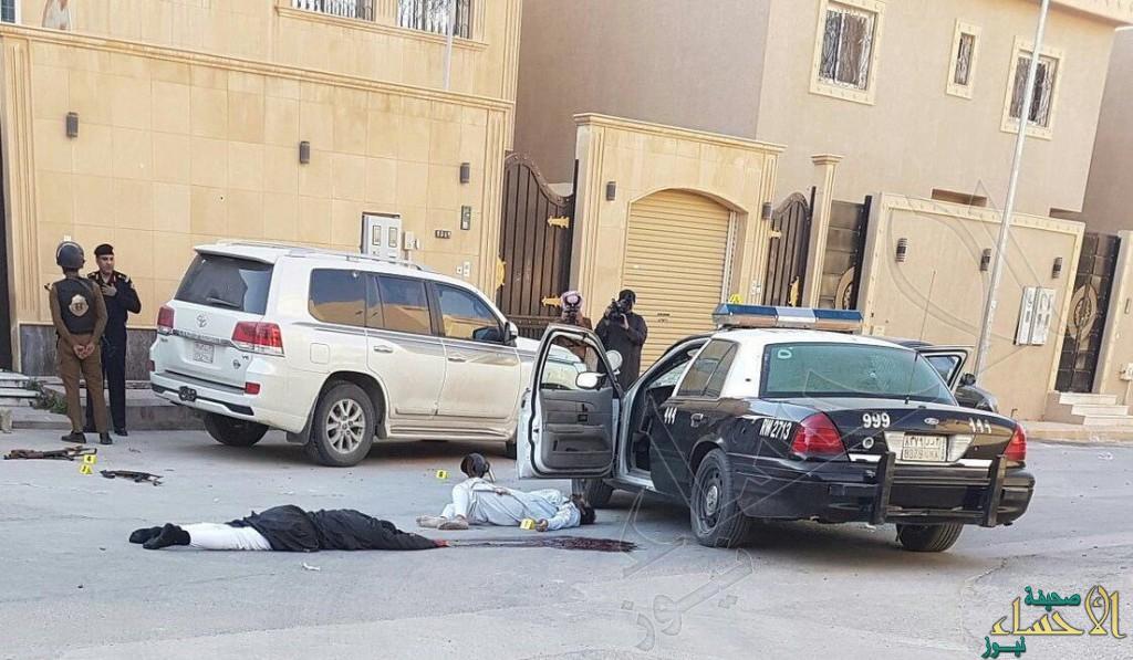 أحدهما خبير متفجرات لداعش … تفاصيل القضاء على إرهابييّن خطيرين بالرياض (صور)