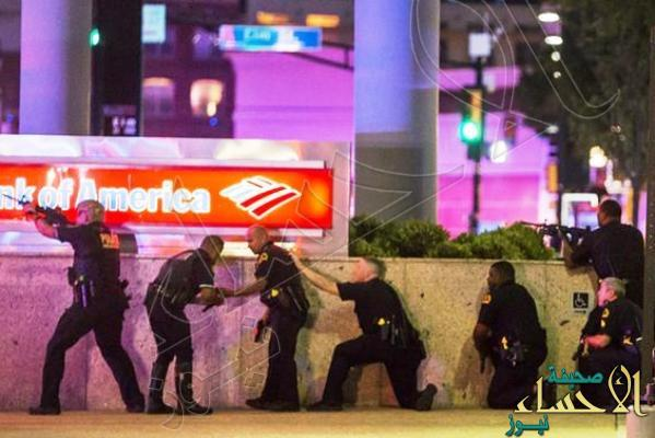 مقتل وإصابة 8 أشخاص في إطلاق نار بولاية تكساس الأمريكية