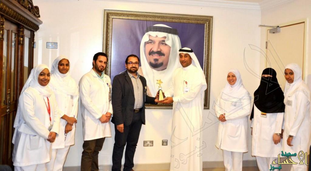 مركز الأمير سلطان للقلب بالأحساء يحصد المركز الأول على المملكة صحيفة الأحساء نيوز