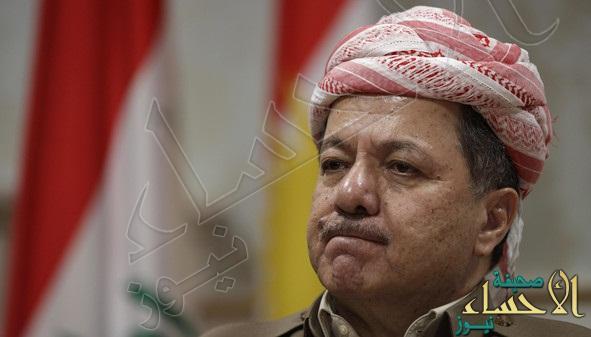 بارزاني: سأعلن استقلال كردستان إذا عاد المالكي لحكم العراق
