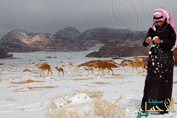 الحصيني: عودة الثلوج والأجواء الباردة نهاية الأسبوع