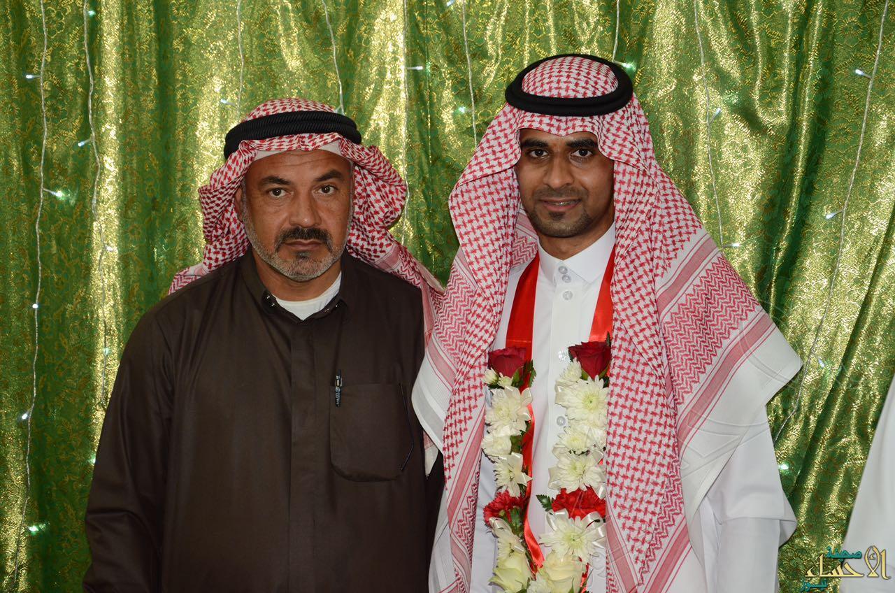 العريس مع والده2