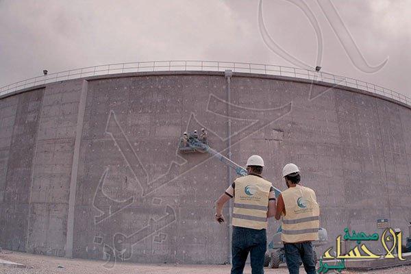 المياه الوطنية تنجز 48 مشروعا بتكلفة 5 مليارات ريال خلال 2016