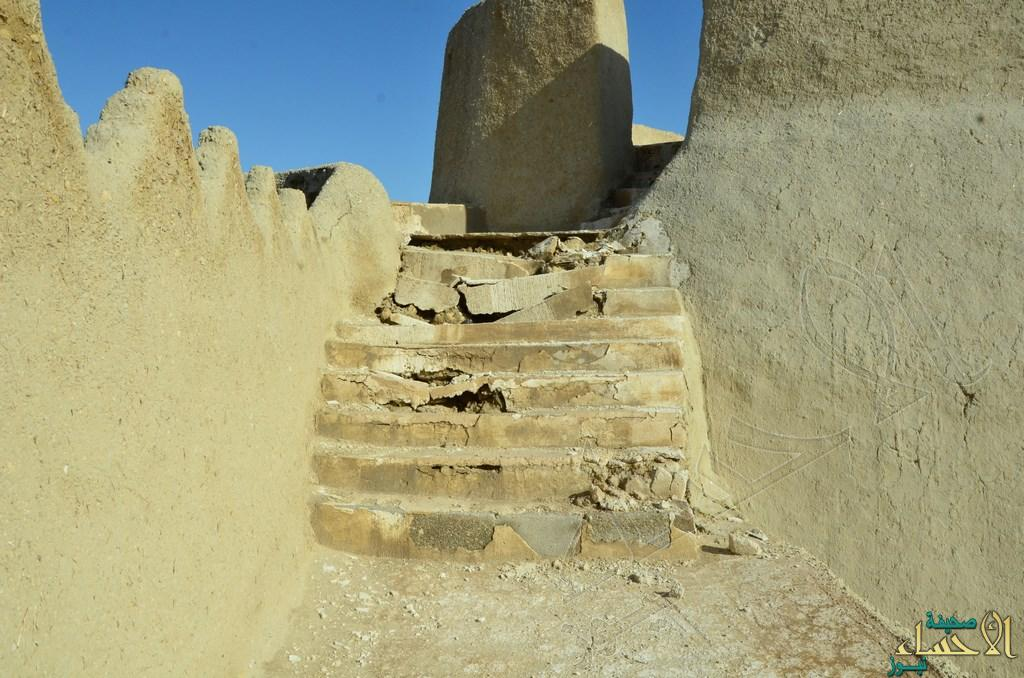تلفيات وانهيارات قصر ابراهيم الآثري (124613229)