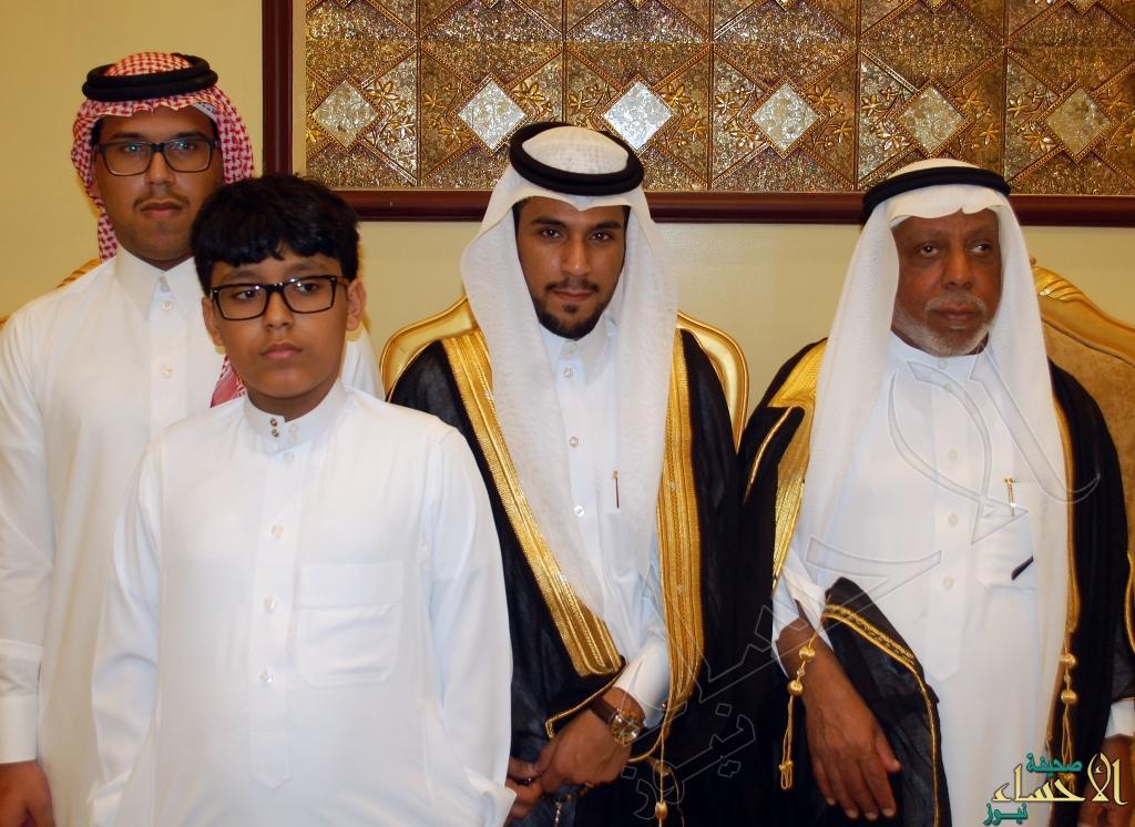 زواج علي عبدالناصر الغزال