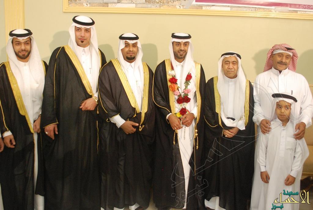 زواج ياسر الغزال