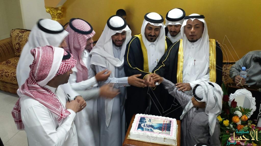 """أسرة الهيلا تحتفل بزواج ابنها """"خالد"""""""
