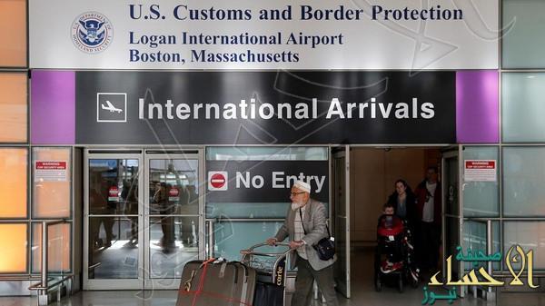 السماح لكل حاملي تأشيرات أميركا بركوب الطائرات