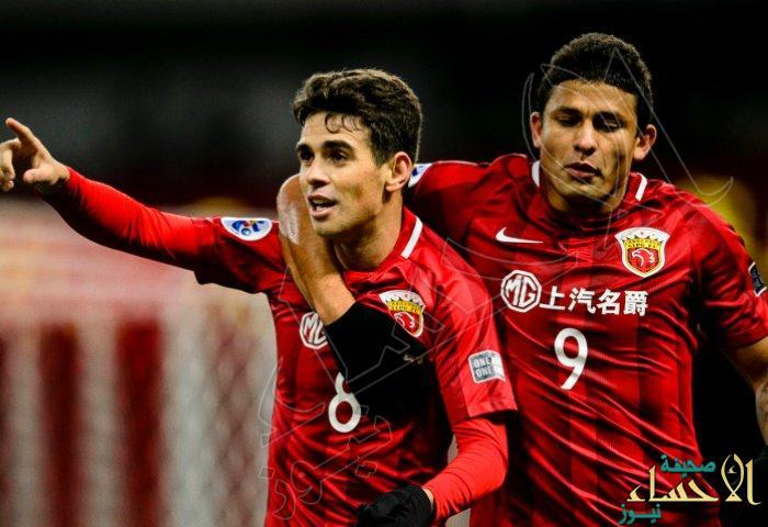 بالصور.. شنغهاي يصعد لدور المجموعات بدوري أبطال آسيا 2017