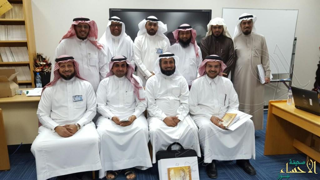 مدرسة صلاح الدين تستضيف اجتماع  مشرفي قسم الصفوف الاولية