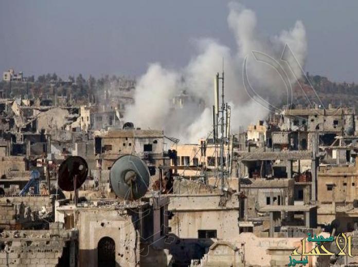 مقتل 16 وإصابة العشرات في قصف عنيف على الغوطة الشرقية