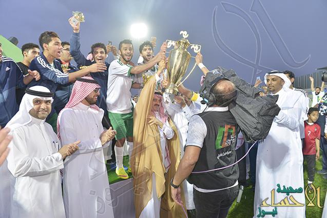 بالصور .. منتخب جامعة الملك فيصل يحقق كأس بطولة الاتحاد الرياضي للجامعات السعودية لكرة القدم