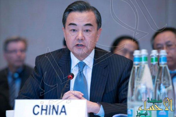 """الصين تعرض """"الوساطة"""" بين المملكة وإيران"""