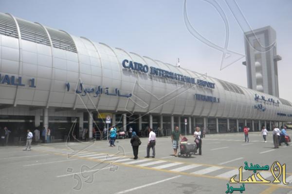 """""""خليجيان"""" كادا يسببان كارثة على رحلة قادمة من القاهرة للهفوف !!"""