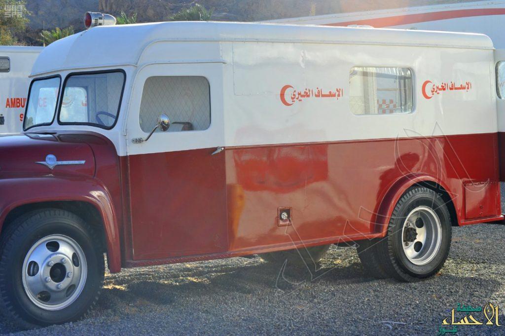 بالصور… هذه أوَّل سيارة إسعاف تبرَّع بها الملك عبدالعزيز منذ 84 عاماً لِخدمة الحجاج