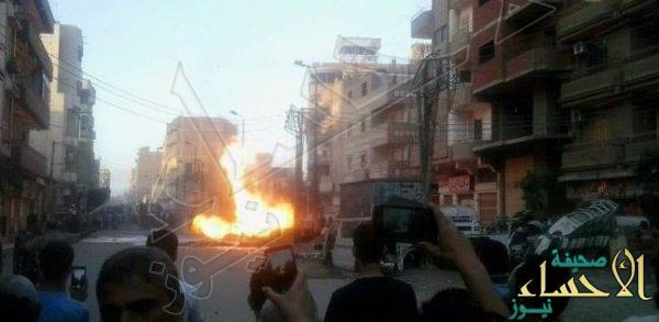 """مصر.. مقتل وإصابة العشرات في تفجير قرب كنيسة بمدينة """"طنطا"""""""