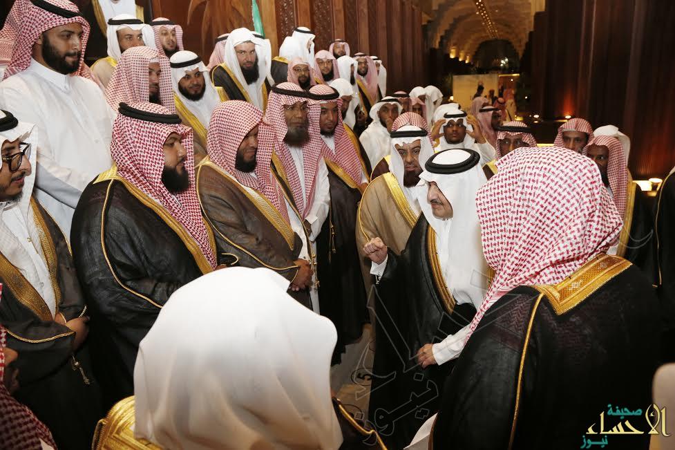 بالصور.. الأمير سعود بن نايف: دعم ومؤازرة رجال الهيئة أمر محسوم وغير قابل للنقاش