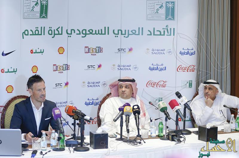الاتحاد السعودي يعلن : تجربة «تقنية الفيديو» بدءًا من الموسم المقبل