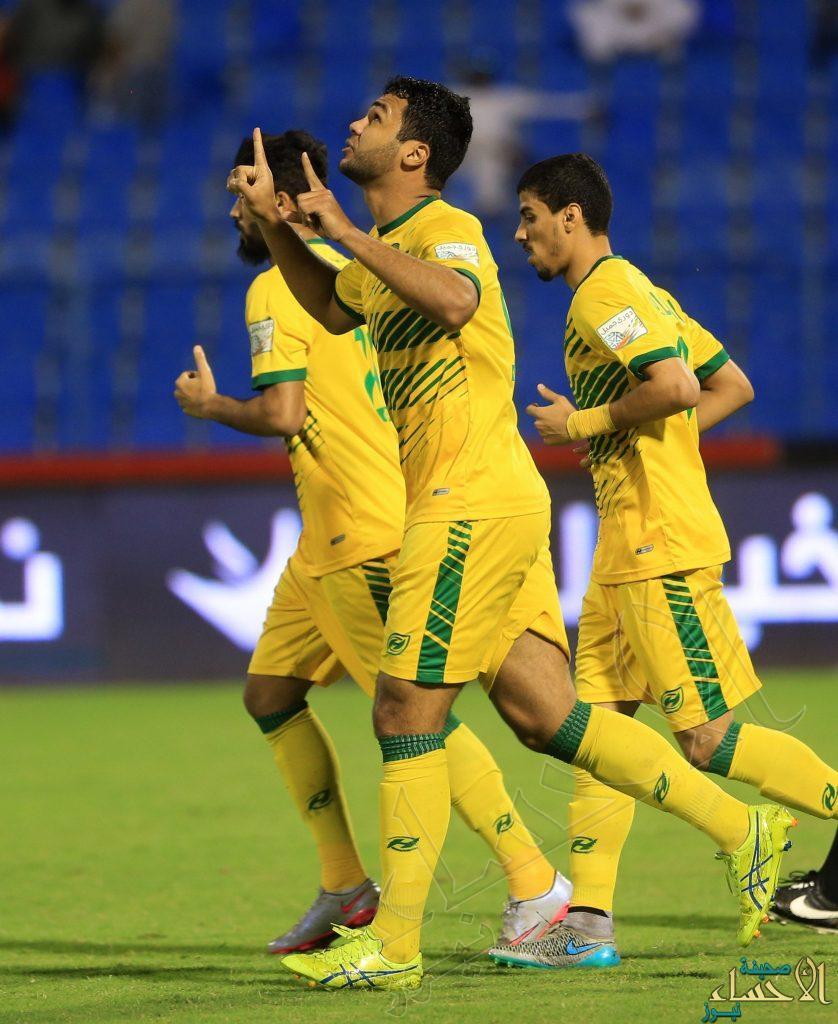 بالفيديو .. #الخليج يفوز على #الوحدة برباعية