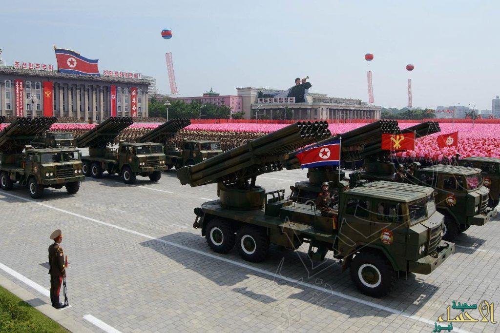 كوريا الشمالية تحشد وحدات عسكرية في استعراض لقوتها