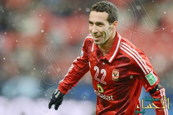 أبو تريكة يعود للملاعب من أجل محمد نور