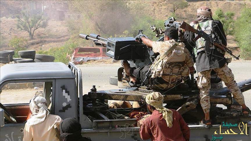 الجيش اليمني يطوق الانقلابيين في محيط معسكر خالد