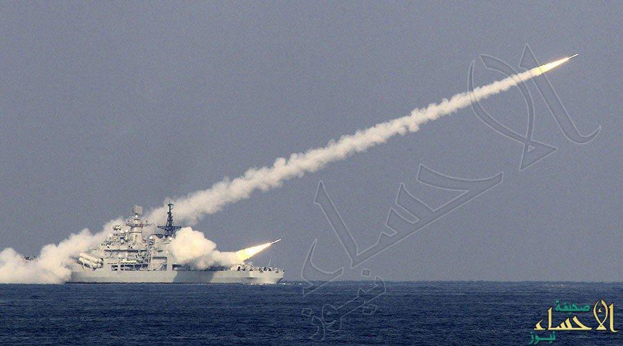 الصين تعلن اختبار صاروخ جديد أطلق في البحر