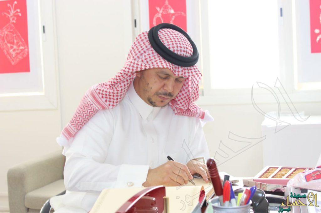 """وزير التعليم يمدد تكليف """"العيسى"""" مساعداً لمدير التعليم"""