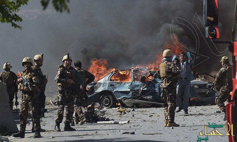 ٤٩ قتيلاً وأكثر من 300 جريح في اعتداء بشاحنة مفخخة في كابل
