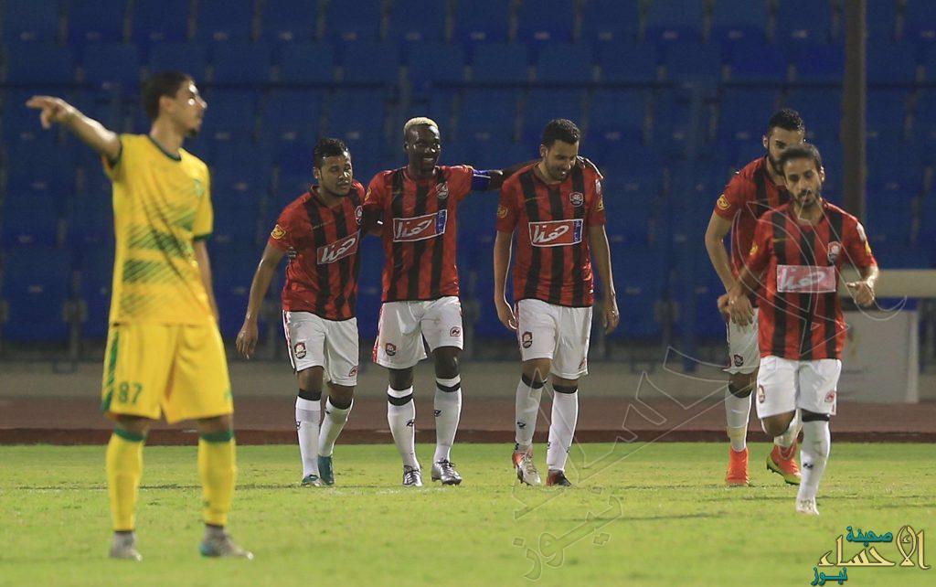 رسمياً .. الخليج ثاني الهابطين من دوري جميل بعد خسارته أمام #الرائد بهدفين مقابل هدف
