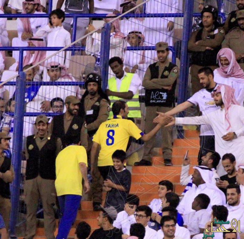 """شرطة الرياض ترد على """"النصر"""": نُحذِّر بأشد العبارات من التجاوز على الأمن .. وسنحيل المخالفين للجهات المختصة"""